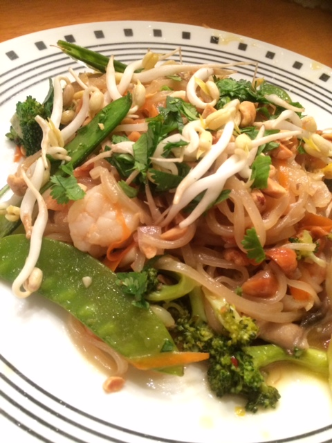 Tricks Easy Pad Thai