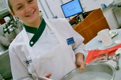 Transforming from a Baker to a Nutrition Graduate