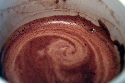 From Scratch Hot Chocolate